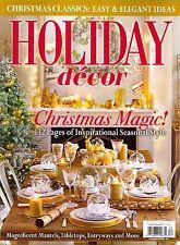 CHRISTMAS MAGIC! Holiday Decor EASY & ELEGANT IDEAS Inspirational Seasonal Style