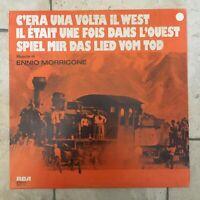 Ennio Morricone _ C'era Una Volta il West _ LP 33 giri Soundtrack _1975 RCA