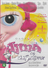 Anna and the Moods DVD Animation Icelandic and English narration . Brand new .