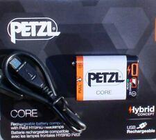 Petzl Core Lithium-Ionen-Akku 1250mAh, für Kopflampe, Stirnlampe, Headlight