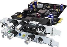 RME HDSPe MADI 24Bit 192kHz 2x64-channel PCI Express PC Audio Interface Card