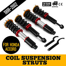 For HONDA ACCORD 1998-2002 All Model Full Coilover Suspension lowering Kits