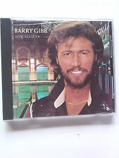 Barry Gibb NOW VOYAGER cd MCA JAPAN~OFFICIAL~CBS/SONY.CSR(Bee Gees)NON-red face