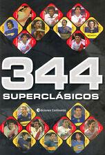BOCA JUNIORS Vs RIVER PLATE 344 Matches History Book