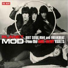 Planet mod 180 g Red Vinyl 2LP Shel Talmy FREAKBEAT Pensées Sauvages de John Lee