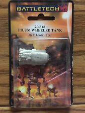 Classic Battletech Pilum Wheeled Tank (3058) IMW 20-318 New