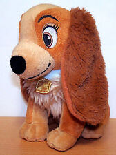 "Disney 6"" Lady Dog from Lady and the Tramp - Excellent Condition!"
