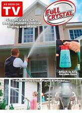 Fuller Brush Full Crystal Glass Window Cleaner As Seen On TV Same Day Shipping