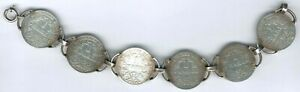 Old German  1 Mark 1874,185,1876 - Coin jewelry RARE