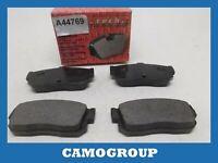 Pills Rear Brake Pads Pad 100NX Almera Maxima