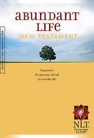Abundant Life: New Testament, , Very Good Book