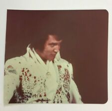 ELVIS PRESLEY RARE VINTAGE ORIGINAL  PHOTO ON STAGE CLOSE UP
