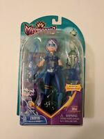 "Mysticons Zarya Nighthawk Mysticon Ranger 7"" Figure with Bow New in Package"