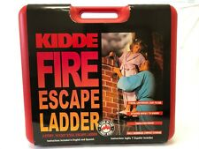 New in Box Kidde 2-Story 15 Foot Escape Ladder  00006000