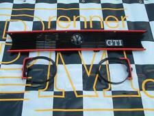 Frontgrill passt für Golf1GTI,Caddy1,Golf1,Cabrio/roten Leisten+VWZeichen+Emblem