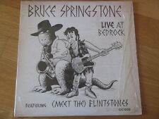 "12"" BRUCE SPRINGSTONE ( Springsteen Parody )TAKE ME OUT TO THE BALL GAME BEDROCK"