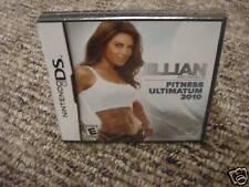 Jillian Michaels' Fitness Ultimatum 2010  (Nintendo ...