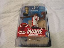 DWYANE WADE Miami Heat NBA Series 17 McFarlane Variant White Premium #94/250