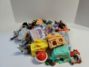 Lot of Kids Toys Happy Meal Various Small Toys Some Vintage  #4