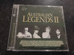 AUSTRALIAN LEGENDS II - 2 CD