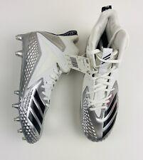 Adidas Freak Mid Von White/Black Football Shoes Size 9 ( B37107 )