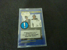 THE BLUES BROTHERS RARE SEALED DIGITALLY REMASTERED SOUNDTRACK CASSETTE TAPE!