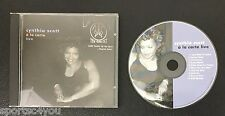 La Carte Live at Birdland by Cynthia Scott AUDIO CD