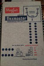 Vintage Mayfair 4 Lite Model Flexmaster, Photo Lighting