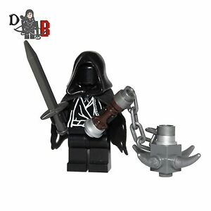 Custom Lord of the Rings Witch King Ringwraith. Made using LEGO & Custom parts