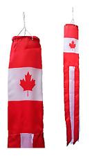 Canada Flag Super 5' Windsock