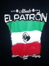 ROH Alberto Patron XL T-Shirt Del Rio Ring of Honor Pride Dignity WWE WWF