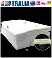 Filter Cotton Biochemical Aquarium Sponge Fish Foam Tank Pond Filtration Pad AU