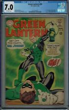 CGC 7.0 GREEN LANTERN #59 1ST APPEARANCE OF GUY GARDNER OW PAGES 1968