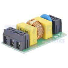 1pcs  Filtro antidisturbo 250VAC 500uH 220nF Ilavoro max 4A