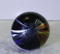 #11467m Huge German Handmade Indian Marble .92 Inches
