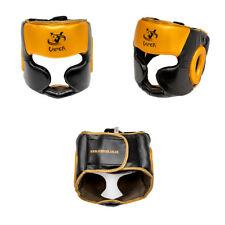 Viper Boxing Head Guard Training Full Face Mma Kick Protective Gear