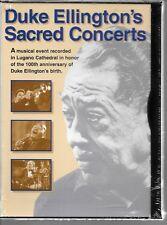 Image Entertainment, Duke Ellington's Sacred Concerts, NEW DVD