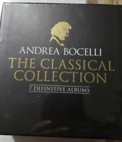 Andrea Bocelli - The Complete Classical Albums [7 CD] - Unopened