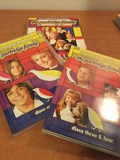 Partridge Family First Season DVD Complete 3-DISC Set w/ CD Mint Condition