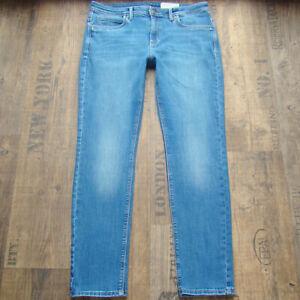 EDC ESPRIT Recycled Slim W33 L30 Damenjeans Stretch skinny blau Jeans 33/30