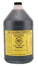 Budswel Liquid 1 Gallon gal 1G Bat Guano nutrient supplement organic fertilizer