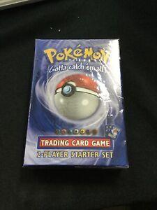 Pokemon TCG Two Player Starter Set (Sealed, OOP)
