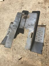 Massey Ferguson MF-10 Tractor Cowling Footrests Right And Left Side