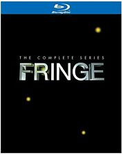 Fringe Complete Series Seasons 1 2 3 4 5  Blu-ray Set Collection TV Show Lot Box