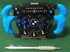 Kubica_1/2 Size_Replica Sauber steering wheel_F1_BMW
