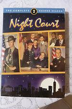 NIGHT COURT: THE COMPLETE SECOND SEASON - NEW DVD BOXSET