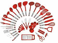 38-piece Kitchen Utensils Set Home Cooking Tools Gadgets Turners Tongs Spatulas