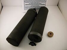 2 BLACK BERKEY REPLACEMENT Filters for BIG TRAVEL ROYAL IMPERIAL CROWN & LIGHT