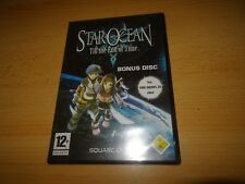 Star Ocean: Jusqu'à ce que la fin de Time BONUS CD-ROM Version PAL