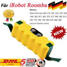 Neu 14,4 V 4500 mAh Ni-MH-Akku für iRobot Roomba 500 510 537 550 580 630 780 880